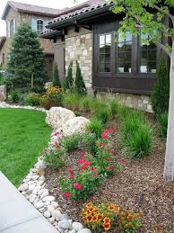 Front Yard Garden Designs Mesmerizing Front Yard Evergreen Landscape Garden 48 Image Is Part Of 48 Ideas