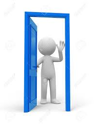 open door welcome. Delighful Welcome 2910 Welcome Door Stock Illustrations Cliparts And Royalty Free On Open C