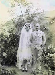 Myra Crawford marries in 1929
