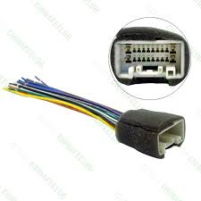 compare prices on mitsubishi wiring harness online shopping buy car radio stereo wiring harness adapter for mitsubishi lancer 08~14 aftermarket installation
