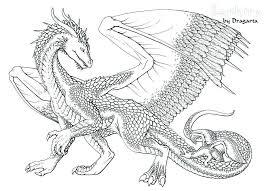 Drawings Of Real Dragons Trollerus