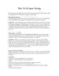 essay best photos of book critique examples good book review essay best photos of critique paper sample book critique essay example best photos