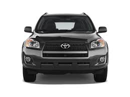 2009 Toyota RAV4 Four-Cylinder: No Longer The Baby Of The Family