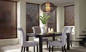 Dining Room Blinds Simple Custom Blinds Shutters Draperies In Grand Rapids Gotcha Covered