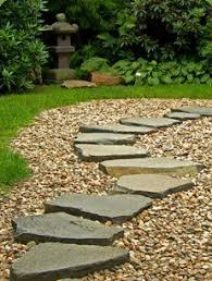 garden paths and stepping stones. how to lay a stone path - pea garden paths and stepping stones