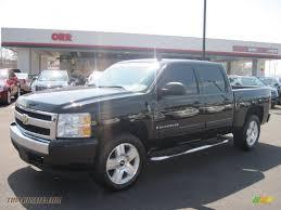 2008 Chevrolet Silverado 1500 LT Crew Cab in Black - 238344 ...