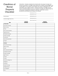 buyer home inspection checklist 27 printable rental inspection checklist forms and templates
