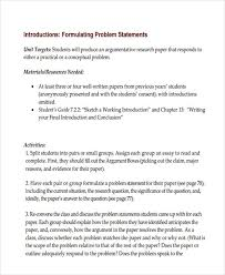 thesis statement for analytical essay essay paper writing  problem statement examples samples formulating problem