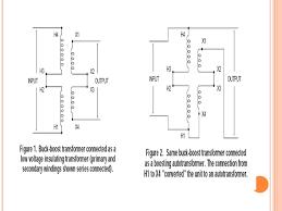 title buck boost transformer by neeraj s abhyankar seminar guide Buck Boost Wiring And Diagram Buck Boost Wiring And Diagram #88 buck boost wiring diagrams ge