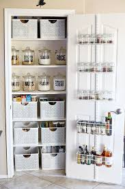 Kitchen Closet Organization Ideas Best 25 Small Pantry On Pinterest Storage  10