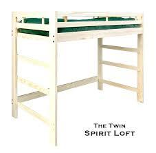 full loft bed frame loft bed frame decorating amusing twin lofts aluminum open full size full loft bed frame image of twin