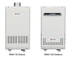 noritz tankless water heater reviews. Fine Noritz Noritz Tankless Water Heater Shown NR98SV For Tankless Water Heater Reviews I