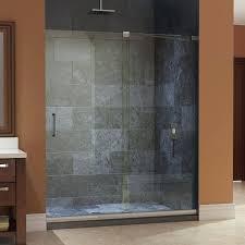 hinged shower door and panel half glass for bathtub doors medium size of sliding shower doors
