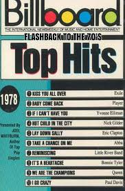 1978 Billboard Top Hits Music Hits Disco Songs 70s Music