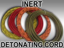 detonating cord fuse wiring diagram for you • inert detonating cord det cord ied training aids primer cord rh inertproducts com detonating fuse comic fuse odg