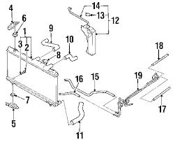 parts com® subaru outback water pump oem parts diagrams 2004 subaru outback h6 vdc h6 3 0 liter gas water pump