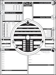 dungeons and dragons character sheet online 2nd edition character sheet pdf dungeons and dragons player sheets