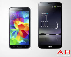 Samsung Galaxy S5 Comparison Chart Android Phone Comparisons Samsung Galaxy S5 Vs Lg G Flex