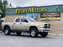 Used Dodge Ram 2500 for Sale in Sacramento, CA (with Photos) - CARFAX