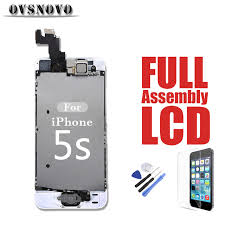 tuoch mobile for iphone 5s full assembly lcd display replacement touch screen