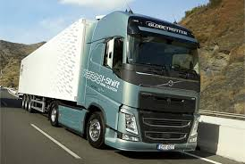 2018 volvo big truck.  big european truck editors tried out the new transmissions on demanding hills  in spain photo in 2018 volvo big