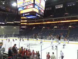 Nationwide Arena Section 113 Seat Views Seatgeek