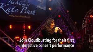 Cloudbusting - The Music Of <b>Kate Bush</b> - <b>Cloudbusting</b> perform The ...