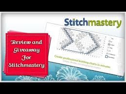 Stitchmastery Knitting Chart Editor Stitchmastery Review And Giveaway By Babs At