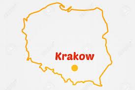 """Résultat de recherche d'images pour """"krakow carte"""""""