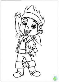Small Picture Jake And The Neverland Pirates Coloring Pages Free Coloring Pages