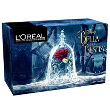 l oreal x beauty the beast make up designer box collection