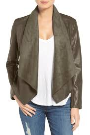 kut from the kloth ana faux leather d front jacket