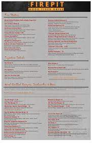 We did not find results for: The Firepit Wood Fired Grill Menu In Irwin Pennsylvania Usa