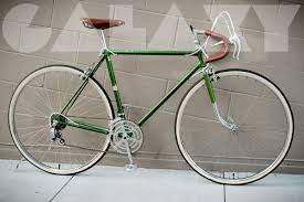 1970 s motobecane mirage 53cm road bike in emerald green