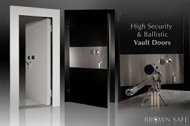 Home Safe Vault 3 Tips When Selecting A Vault Door Brown Safe Research Labs