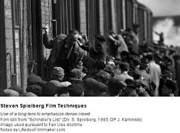 spielberg techniques wide lenses an example from schindler s  spielberg techniques wide lenses an example from schindler s list inspire filmmaking films and steven spielberg