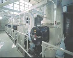 wastewater ultraviolet disinfection iwa publishing figure 7 trojan uv swift medium pressure lamp in pipe uv disinfection units courtesy trojan uv used permission and not to be used elsewhere