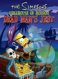 Bart Simpsonu0027s Treehouse Of Horror 1 Bongo Comics Bart Treehouse Of Horror