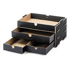HDF Cabinet With <b>Three Drawers</b> | Manufactum