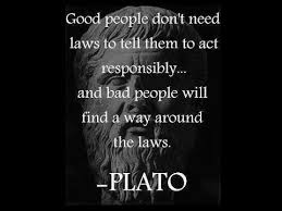 Quotes About Good People Interesting Quotes About Laws Good People Bad People YouTube