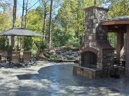 gorgeous brick outdoor fireplace gorgeous outdoor masonry fireplace design ideas mason lite by masonry