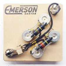emerson sg wiring harness schematics wiring diagram emerson custom sg prewired kit vision guitar exmark wiring harness emerson custom sg prewired kit
