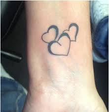 easy tattoo designs for beginners for kids. Hearts Are Easy And Cute They The Best Tattoos For Young Children Because Portray Simplicity As Well All Pure Love Can Be Coloured Or To Tattoo Designs Beginners Kids