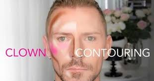 wayne goss clown contouring is the latest trend watch how to nail it beauty health pulse ng