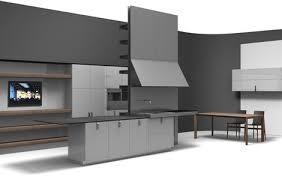 Modern Kitchen Design by Dada new Set Kitchen