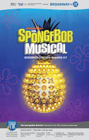 Tpac Johnson Theater Seating Chart Tpac Broadway The Spongebob Musical By Performing Arts