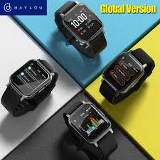 Generic Global Version <b>Haylou LS02</b> Smart Watch 2 <b>1.4inch</b> LCD ...