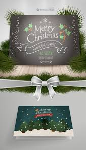 10 New Xmas Cards From Freepik And More Free Resources For Your