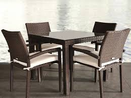 wicker patio dining furniture. Popular Of Square Patio Dining Table Glamorous Rattan Wicker Outdoor Set Balcony Chairs Home Decorating Images Furniture 7