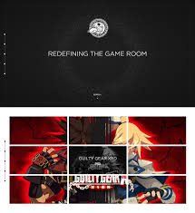 Critical Hit Arcade One Page Website Award